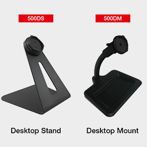 Smart Lock Desktop Stand for Tablets