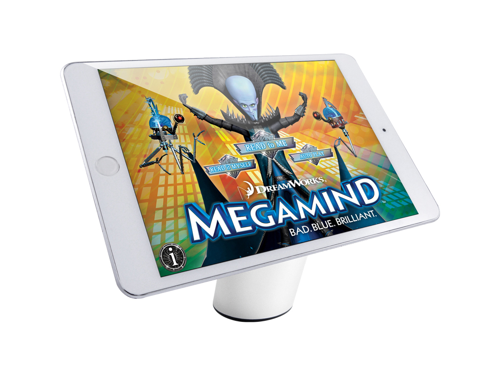 Magic Gel Stand for Tablets